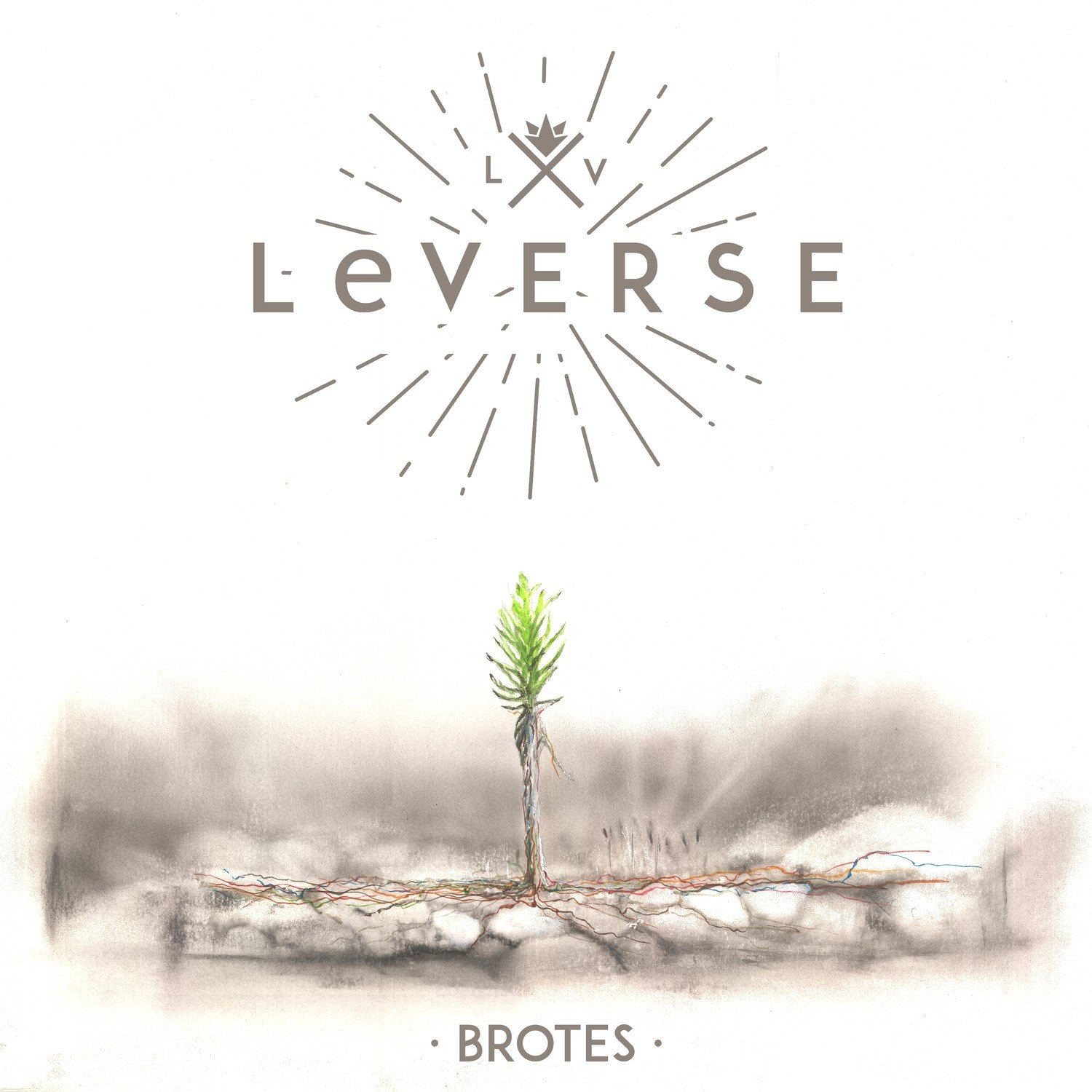 LeVERSE - Brotes (2018) Edición CD