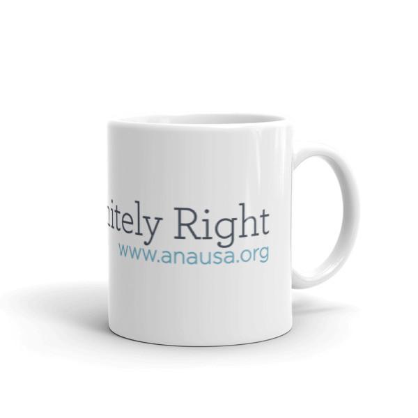 Deafinitely Right Coffee Mug