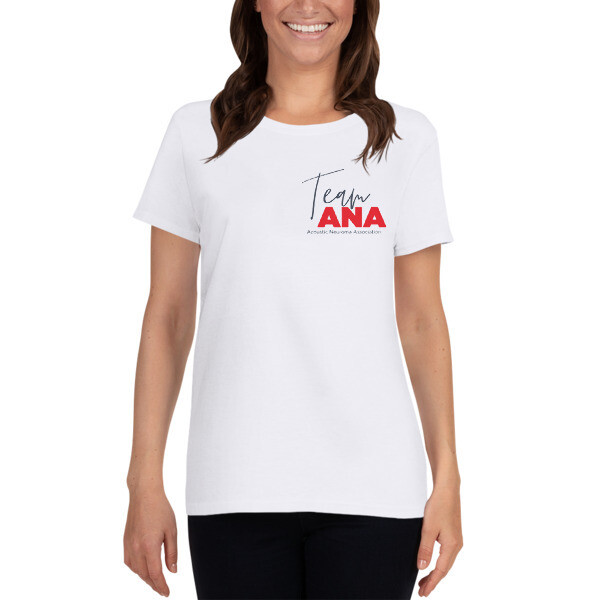 Women's Team ANA short sleeve t-shirt