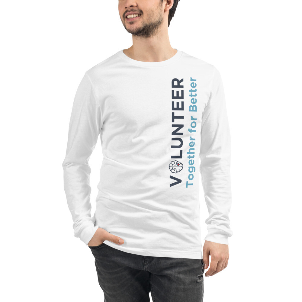 Unisex Long Sleeve ANA Volunteer Tee