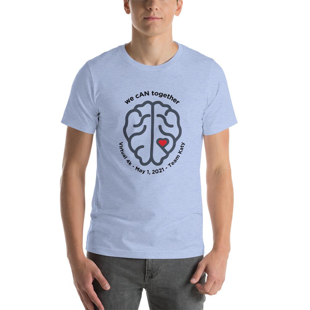 Team Katy Short-Sleeve Unisex T-Shirt