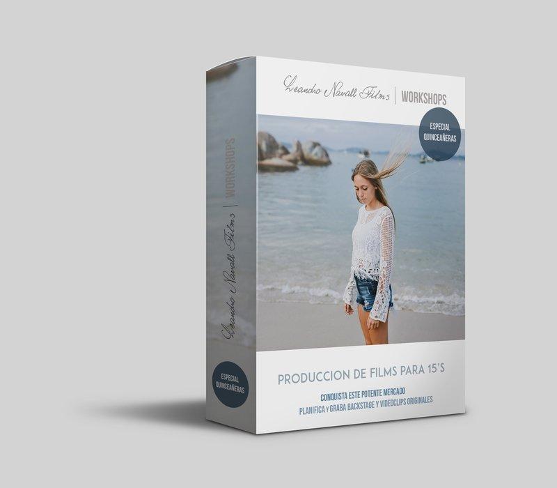Especial Quinceañeras | Producciones para 15s