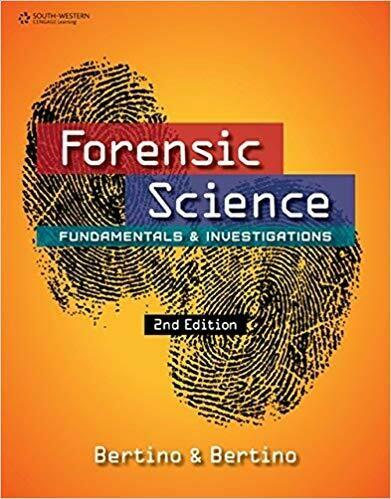 Forensic Science: Fundamentals & Investigations 2nd (eBook, PDF)