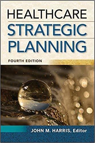 Healthcare Strategic Planning 4th Edition (eBook, PDF)