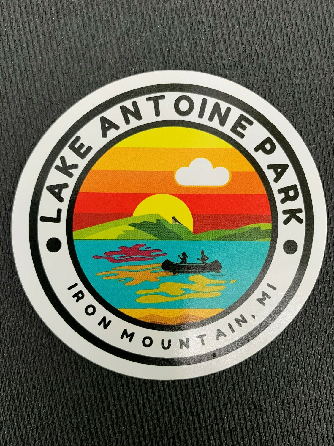 Lake Antoine Park Sticker- 2020