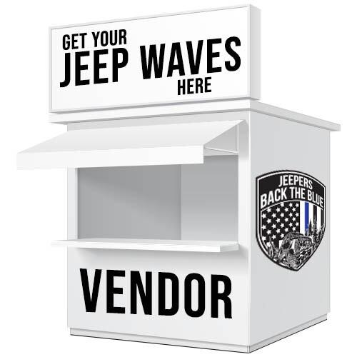 20x40 Vendor Space