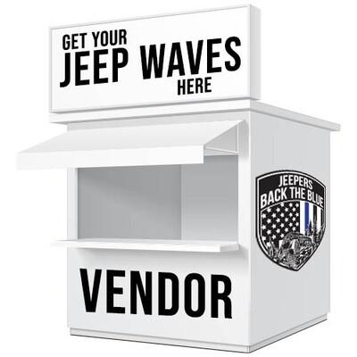 10x20 Vendor Space