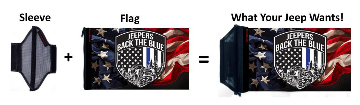 ForeverWave Flag