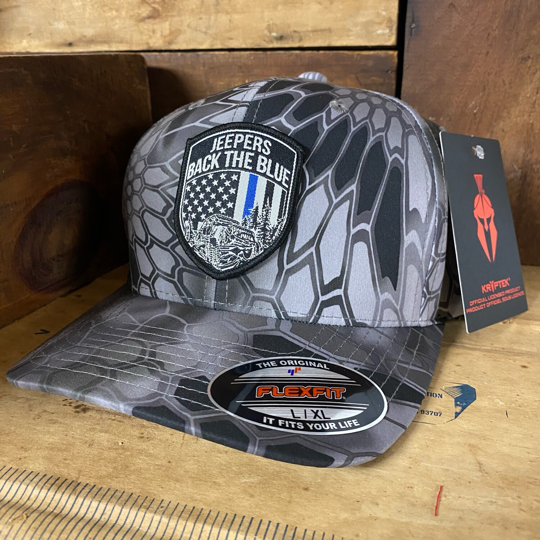 Kryptek Raid Flexfit Hat