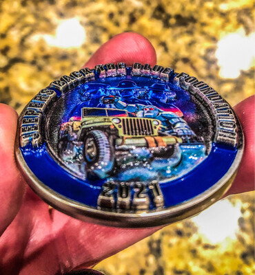 2021 Challenge Coin
