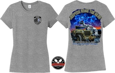 2021 Event Woman's T-Shirt | Grey Frost