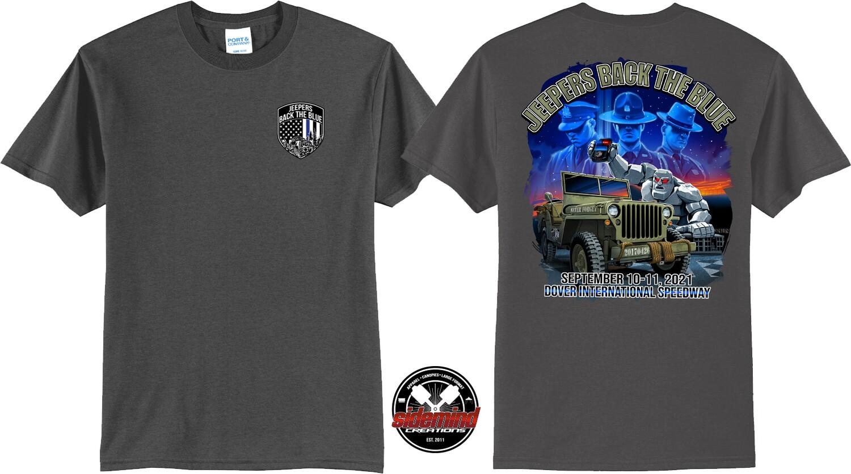 2021 Event T-Shirt   Charcoal