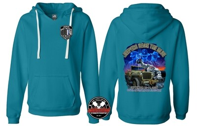 2021 Event Womens Pullover Hoodie | Turqberry