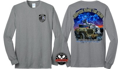 2021 Event Long Sleeve T-Shirt | Athletic Heather