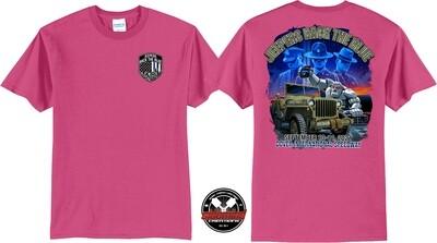 2021 Event T-Shirt | Pink