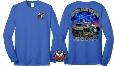 2021 Event Long Sleeve T-Shirt | Royal
