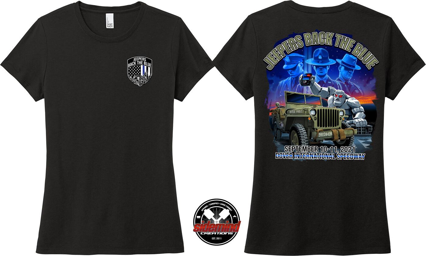 2021 Event Woman's T-Shirt | Black