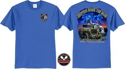 2021 Event T-Shirt | Blue