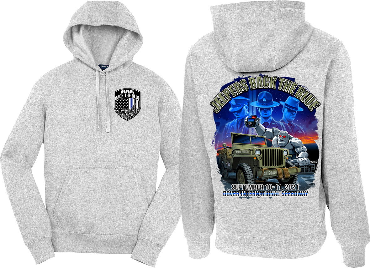 2021 Event Pullover Hoodie   Athletic Heather