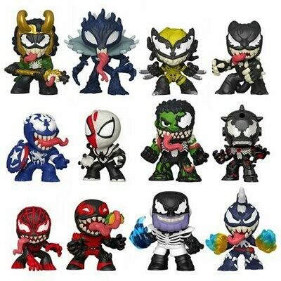 Marvel Venomized Mystery Minis