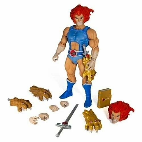 Thundercats Ultimates Lion-O Action Figure