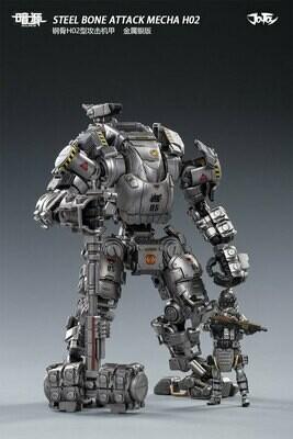JOYTOY – Steel Bone Armor H02
