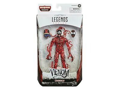 Venom Marvel Legends Carnage (Venompool BAF)