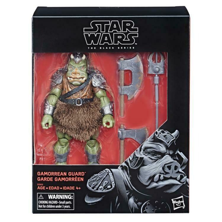Star Wars Black Series Gamorrean Guard 6-inch Action Figure