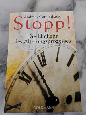 Stopp - die Umkehr des Alterungsprozesses