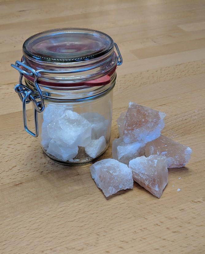 Salz Starter-Set für Salzsole