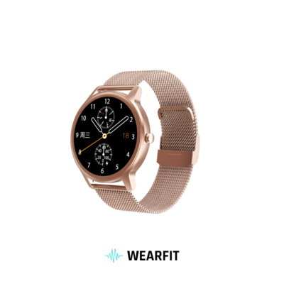 Fashion Fitness Health Smart Watch WFM1W
