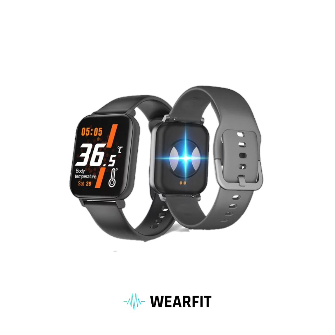 Temperature  Fitness Smart Watch  WF25W