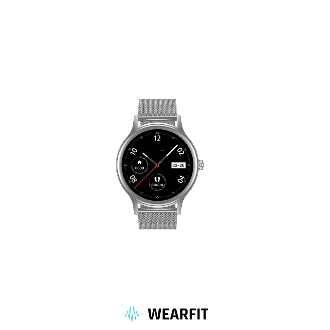 Fashion Fitness Health Smart Watch WFM2W
