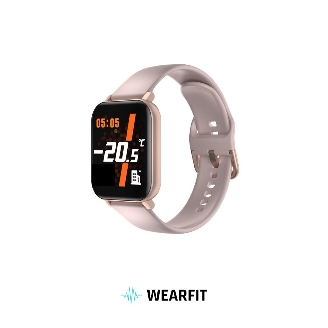 Temperature  Fitness Smart Watch  WF25W