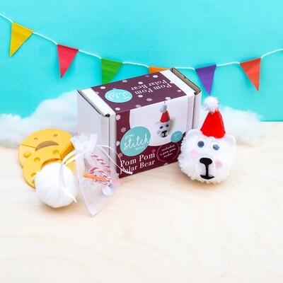 *NEW* Pom Pom Polar Bear Kit