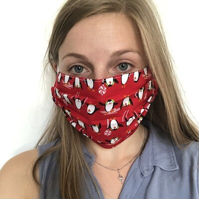 Christmas Reusable Face Covering (Adult/Child)