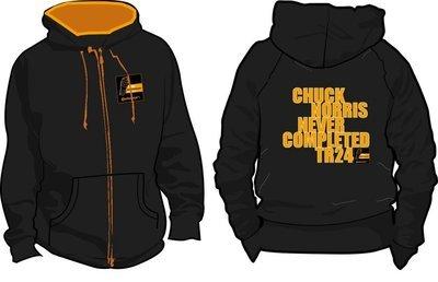 TR24 Chuck Norris Hoodie