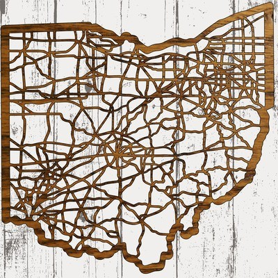 All Roads State Maps