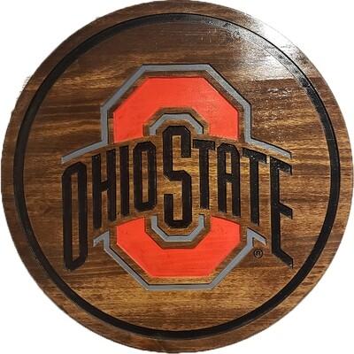 Ohio State Athletic Logo 24