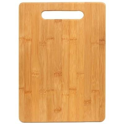 Wood Cutting Boards - Rectangle Bamboo Cutting Board