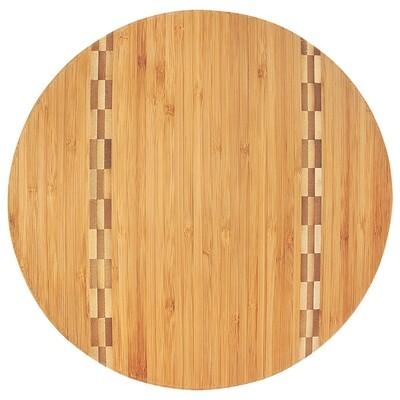 Wood Cutting Boards - Round Bamboo Cutting Board