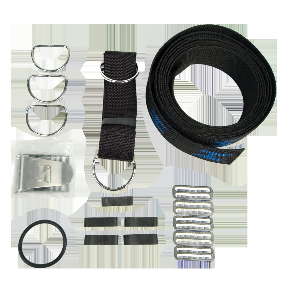 Webbing Kit With Hardware