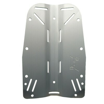 Stainless Steel Backplate With Harness