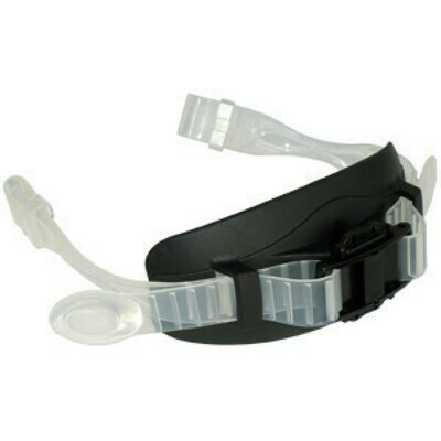 Mask Strap with tightening knob