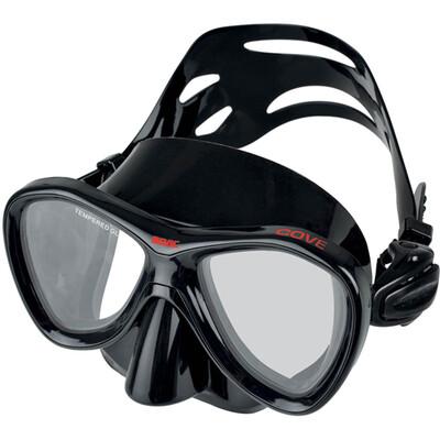 Mask, Cove, SEAC, black