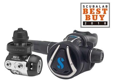 Scubapro Mk11/C370