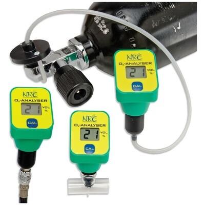 NRC Gas Analyzer