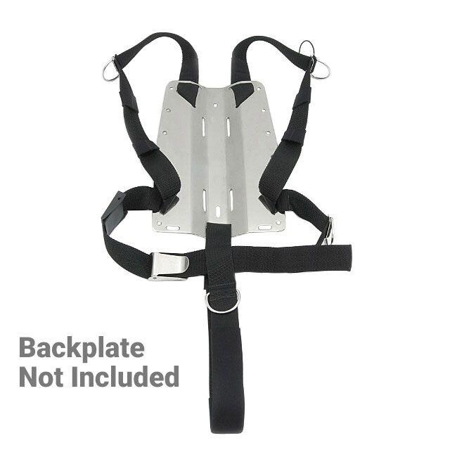Harness Kit for Back Plate - Highland
