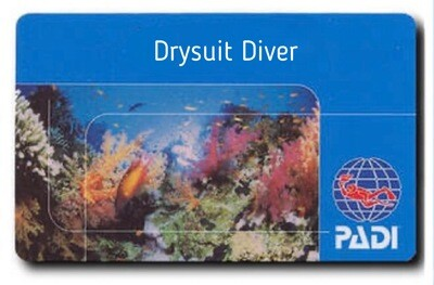PADI Drysuit Specialty