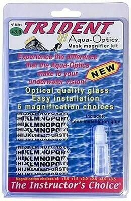 Prescription Glue-in Reading Lenses